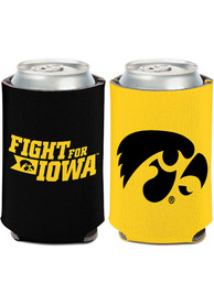 Iowa Hawkeyes 2 Sided Logo Coolie