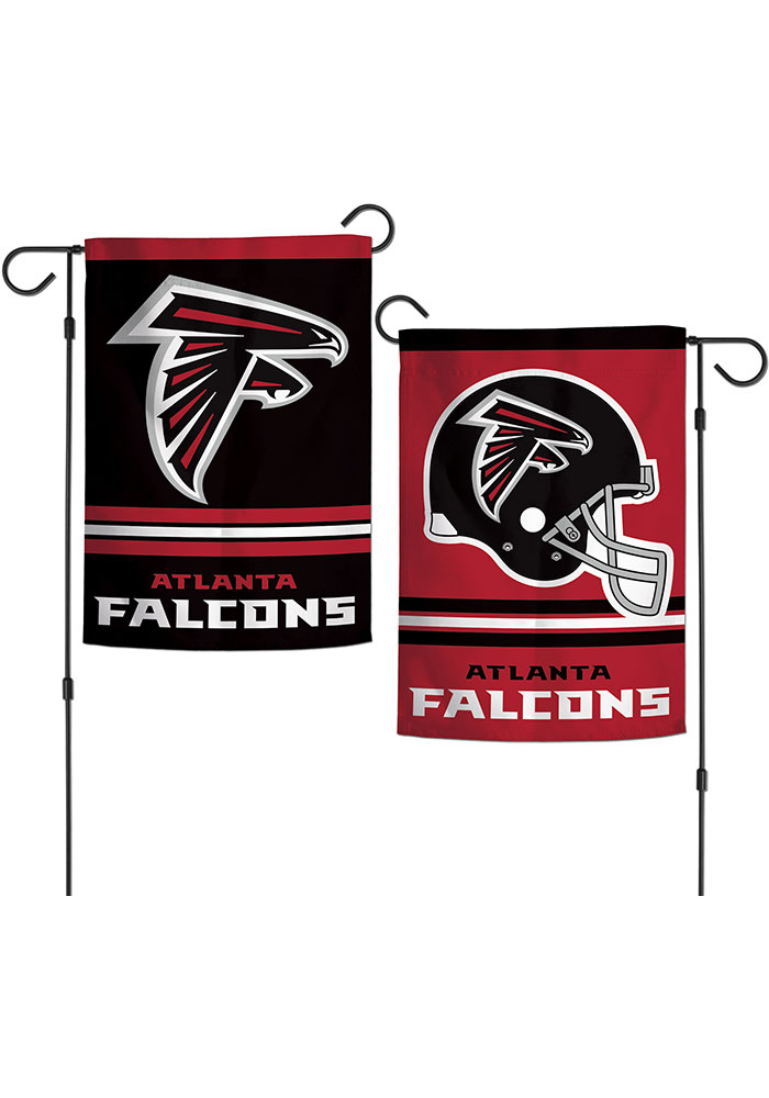 Atlanta Falcons 2 Sided Garden Flag