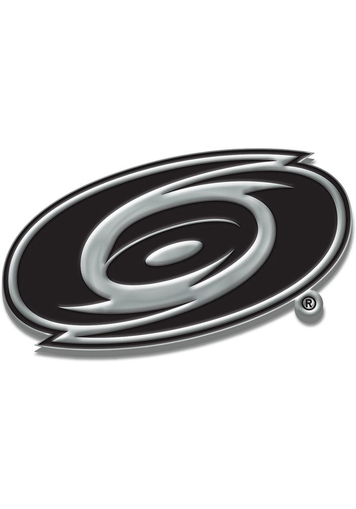 Carolina Hurricanes Chrome Car Emblem - Silver