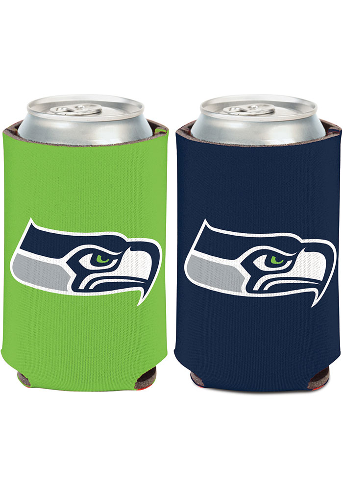 Seattle Seahawks 2 Sided Coolie - Image 1