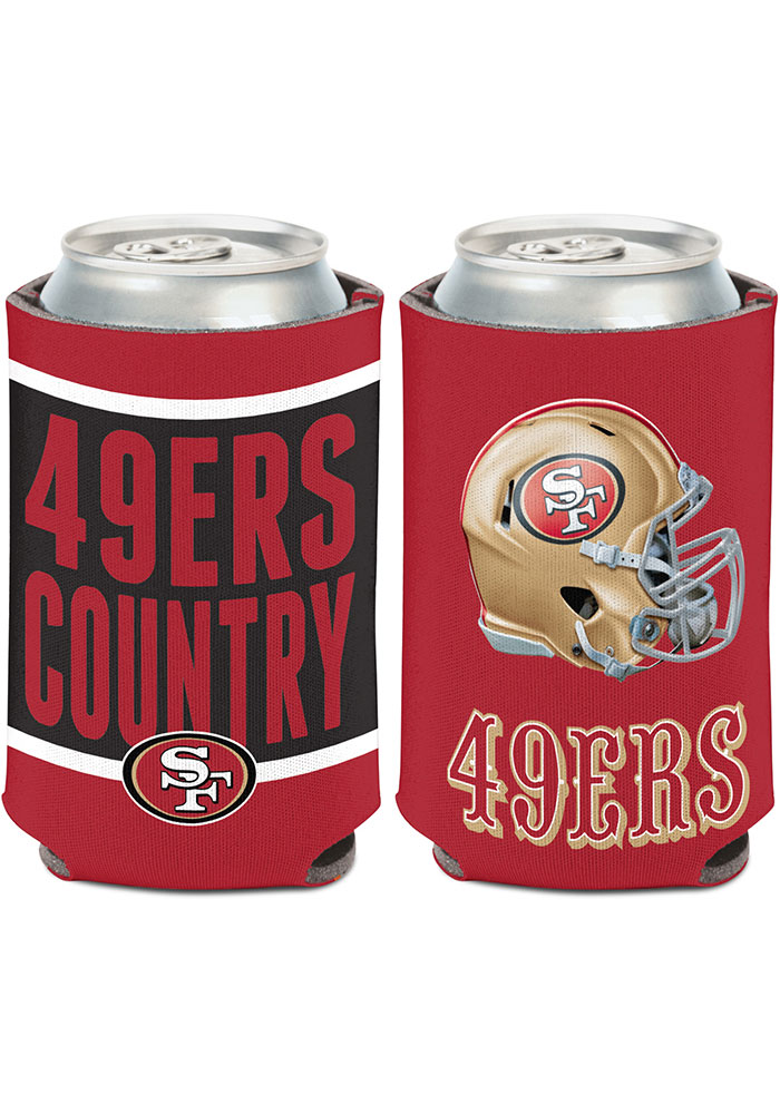 San Francisco 49ers Slogan Coolie