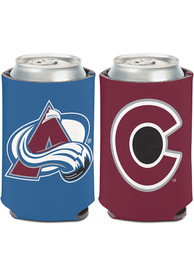 Colorado Avalanche 2 Sided Coolie