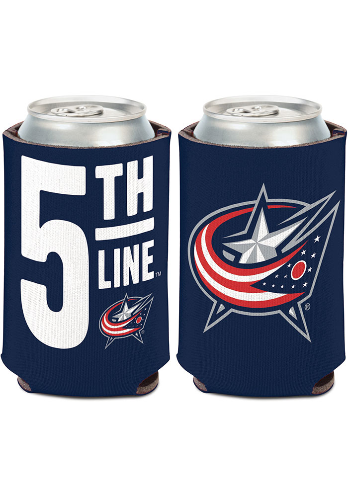 Columbus Blue Jackets Slogan Coolie