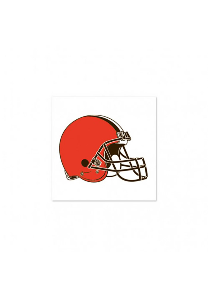 Cleveland Browns 4 Pack Tattoo 5710339
