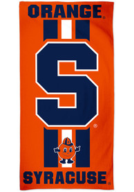 Syracuse Orange Team Color Beach Towel
