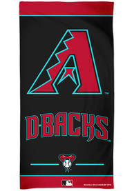 Arizona Diamondbacks Team Color Beach Towel