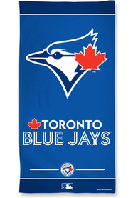 Toronto Blue Jays Team Color Beach Towel