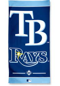 Tampa Bay Rays Team Color Beach Towel