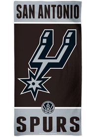San Antonio Spurs Team Color Beach Towel