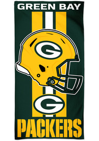 Green Bay Packers Team Color Beach Towel