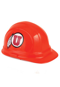 Utah Utes Replica Helmet Hard Hat - Red