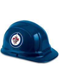Winnipeg Jets Replica Helmet Hard Hat - Navy Blue