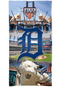 Detroit Tigers Spectra Beach Towel