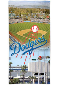 Los Angeles Dodgers Spectra Beach Towel