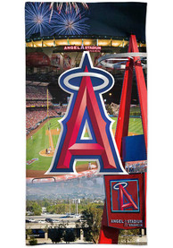 Los Angeles Angels Spectra Beach Towel