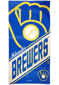 Milwaukee Brewers Spectra Beach Towel