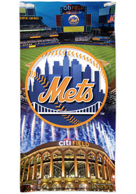 New York Mets Spectra Beach Towel