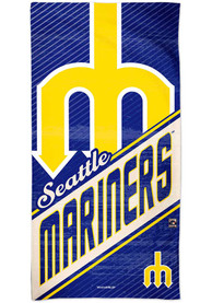 Seattle Mariners Spectra Beach Towel