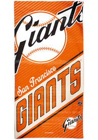 San Francisco Giants Spectra Beach Towel