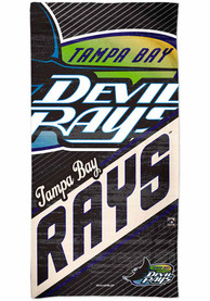Tampa Bay Rays Spectra Beach Towel
