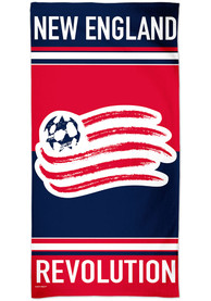 New England Revolution Spectra Beach Towel