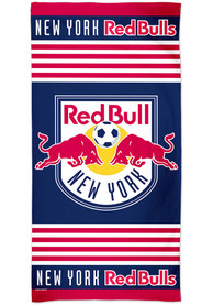 New York Red Bulls Spectra Beach Towel