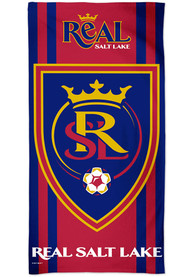 Real Salt Lake Spectra Beach Towel