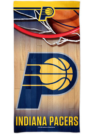 Indiana Pacers Spectra Beach Towel