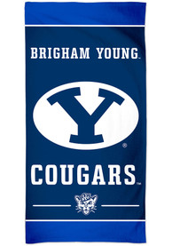 BYU Cougars Spectra Beach Towel
