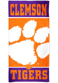 Clemson Tigers Spectra Beach Towel