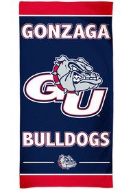 Gonzaga Bulldogs Spectra Beach Towel