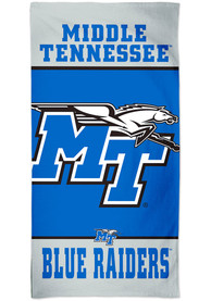 Middle Tennessee Blue Raiders Spectra Beach Towel