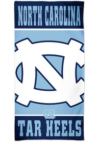 North Carolina Tar Heels Spectra Beach Towel