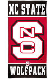 NC State Wolfpack Spectra Beach Towel