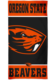 Oregon State Beavers Spectra Beach Towel