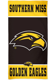 Southern Mississippi Golden Eagles Spectra Beach Towel