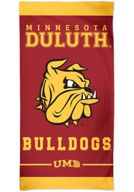 UMD Bulldogs Spectra Beach Towel