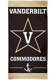 Vanderbilt Commodores Spectra Beach Towel