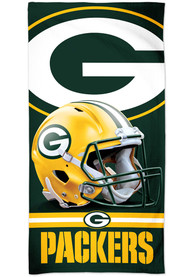 Green Bay Packers Spectra Beach Towel
