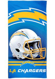 Los Angeles Chargers Spectra Beach Towel