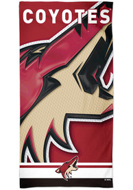 Arizona Coyotes Spectra Beach Towel