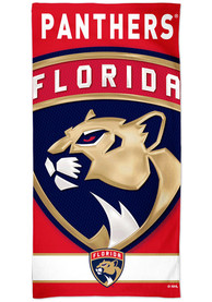 Florida Panthers Spectra Beach Towel