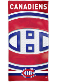 Montreal Canadiens Spectra Beach Towel