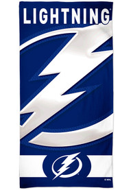 Tampa Bay Lightning Spectra Beach Towel