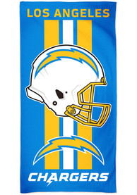 Los Angeles Chargers 30x60 Beach Towel
