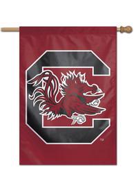 South Carolina Gamecocks Logo 28x40 Banner