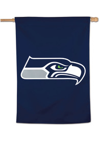 Seattle Seahawks Logo 28x40 Banner