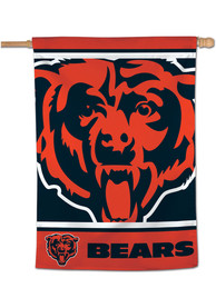 Chicago Bears Mega Logo 28x40 Banner