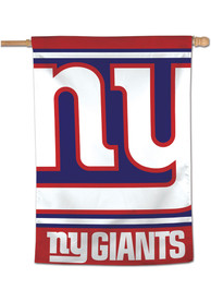 New York Giants Mega Logo 28x40 Banner