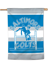 Indianapolis Colts Retro 28x40 Banner